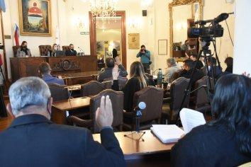 El Concejo aprobó la realización de sesiones virtuales