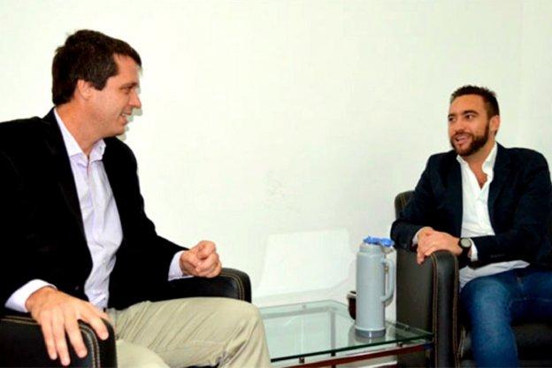 """Tras la designación, Cresto felicitó a Mauro Urribarri: """"Un entrerriano más en los equipos de Nación"""""""