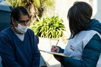 Operativos sanitarios en barrios Independencia, 1º de Julio y Yatay