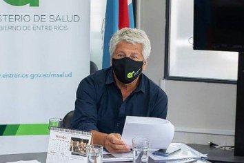 Preocupante: Eduardo Elías reveló que existen docentes que rechazan inocularse con determinadas vacunas