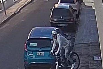Se recuperó otra de las bicicletas robada en edificios céntricos