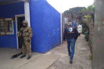 Allanaron una vivienda de Anacleto Medina donde comercializaban droga