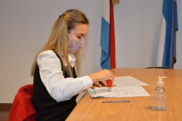 Comienza la etapa de evaluación de proyectos socio comunitarios de jóvenes universitarios