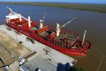 La exportación entrerriana crece a un ritmo similar a los tiempos de la pre pandemia