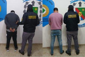 Malvivientes se fugaron luego de que octogenaria accionara la alarma comunitaria pero, fueron detenidos