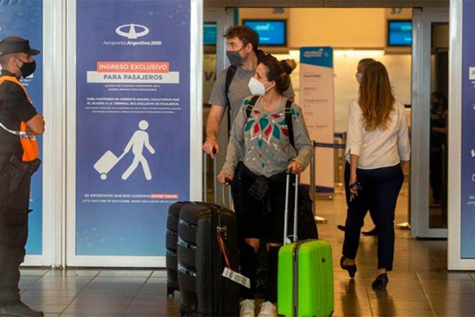 Es oficial la excepción de cuarentena para los viajeros