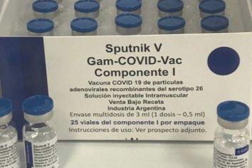 Argentina contará con un millón de segundas dosis de Sputnik V elaboradas en nuestro territorio
