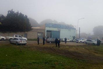 Violento asalto en Corralón Almafuerte: el hijo del dueño debió ser hospitalizado