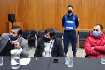 Imputado con Covid: El abogado informó previamente al fiscal Alfieri que cursaba la enfermedad