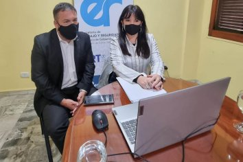 Entre Ríos participó de una jornada de actualización de políticas públicas con el Consejo Federal del Trabajo