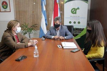 Provincia y municipio trabajan en el proyecto de la nueva planta potabilizadora para Gualeguay