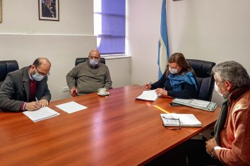 Planifican tareas viales para caminos de conexión productiva del departamento Uruguay