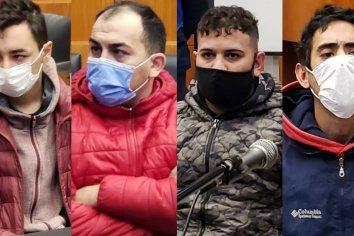 Prisión domiciliaria con tobillera para los cuatro imputados por el crimen del contador