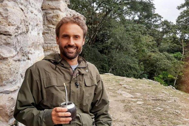 """Juan Rossi: """"Con el apoyo de los entrerrianos vamos a superar los 70.000 votos del 2019"""""""