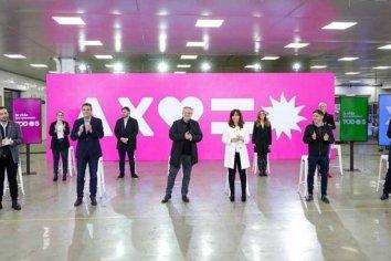 El Frente de Todos presentó a sus candidatos porteños y bonaerenses