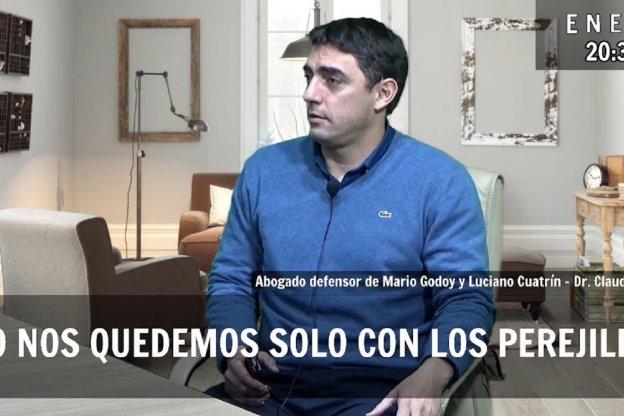 """CASO CORRALÓN: """"PRIMERO BUSCAN UN CULPABLE, Y LUEGO PRUEBAS""""."""
