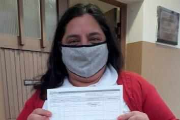 Gran dolor por el fallecimiento de una Directora de una escuela en Ramírez por Coronavirus