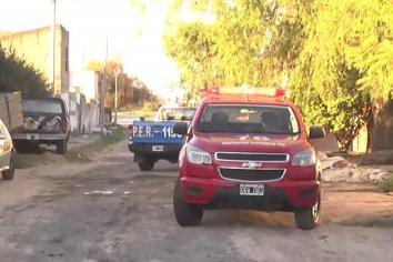 Un hombre perdió la vida tras incendiarse su vivienda