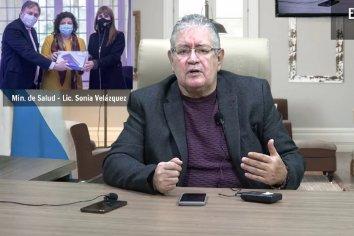 La Ministra Velázquez participó del Consejo Federal de Salud, esperando la llegada de la variante Delta.