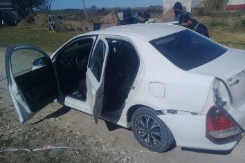 En una persecución policial recuperaron un automóvil que había sido robado