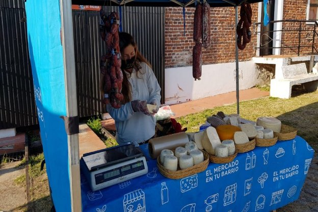 Facilitan el registro a nivel nacional de los productores de alimentos entrerrianos