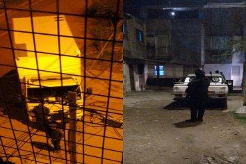 Realizaron más de veinte allanamientos en simultáneo durante la madrugada en Paraná