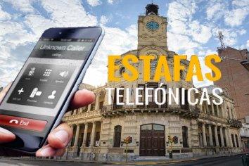 La Municipalidad advierte sobre estafas telefónicas y virtuales