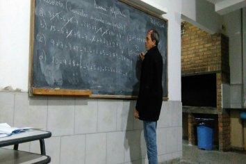Jóvenes y adultos podrán finalizar sus estudios secundarios por una nueva cohorte del Programa Oportunidades