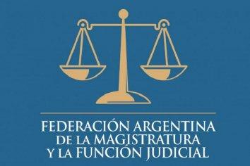 Federación Argentina de la Magistratura le respondió al presidente Alberto Fernández
