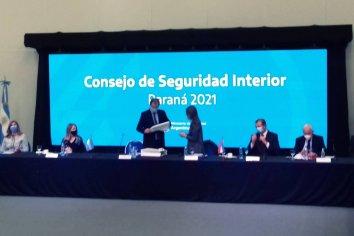 Dieron inicio la reunión del Consejo de Seguridad Interior