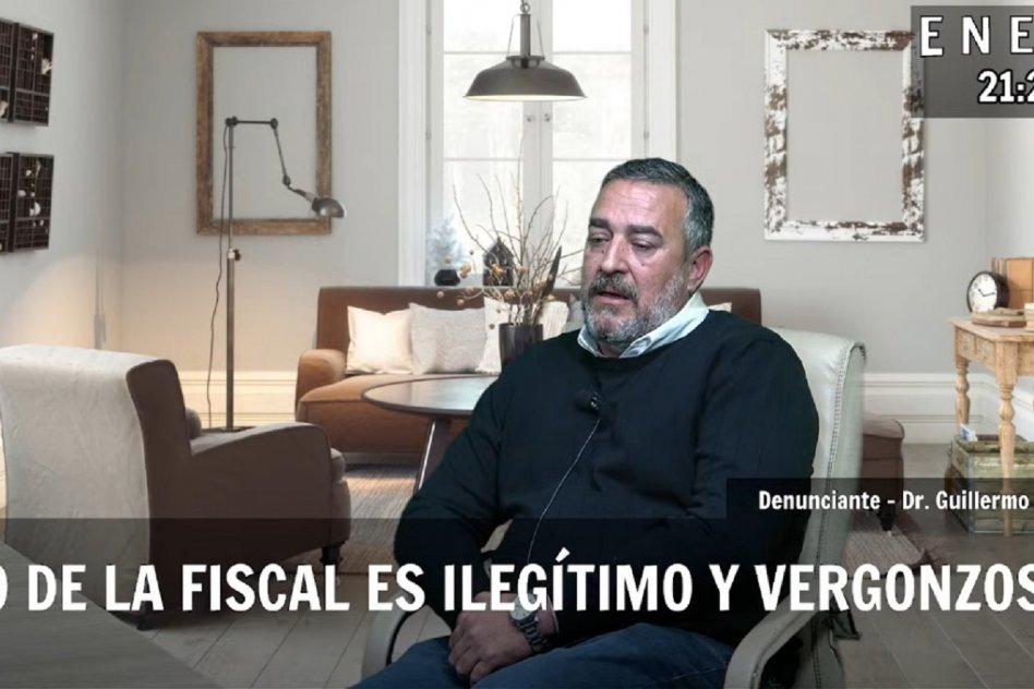 """Mulet: """"Se probó que la información de la causa Contratos la filtraba el MPF""""."""