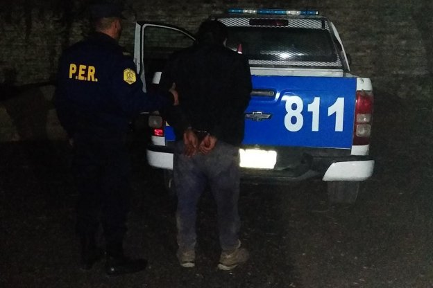 Detuvieron a un sujeto sobre el que pesaba un pedido de captura