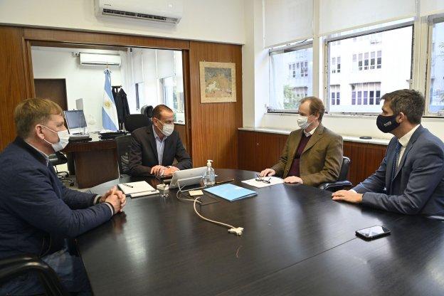 Bordet valoró la decisión del Presidente de priorizar recursos a las provincias para realizar obras