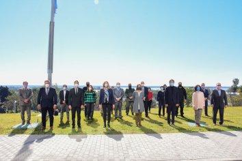 Culminó el Consejo de Seguridad Interior en Paraná