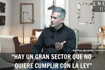 """""""MUCHAS INMOBILIARIAS NO QUIEREN CUMPLIR LA NUEVA LEY DE ALQUILERES""""."""