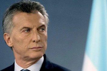 Macri no se presentará a la indagatoria por espionaje a las víctimas del ARA San Juan