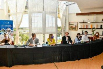 """Bordet destacó el """"equilibrio financiero"""" logrado en la provincia"""