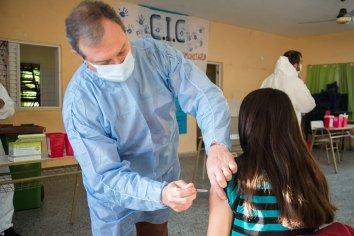 Reservan dosis de Sinopharm para vacunar a niños de 3 a 12 años