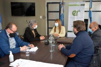 Se avanza en la conformación del servicio de emergencias prehospitalarias en Chajarí