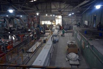La provincia acompaña y apoya el desarrollo industrial en Victoria