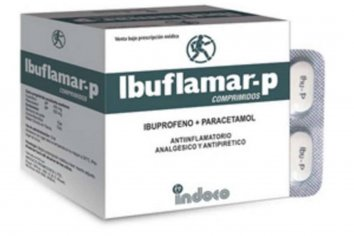 """Prohíben una marca de ibuprofeno con paracetamol por """"riesgo para la salud"""""""
