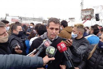 """Para Enrique Cresto, """"ahora empieza la verdadera campaña"""""""