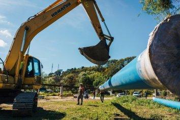 El Municipio sigue trabajando para mitigar los efectos de la bajante histórica