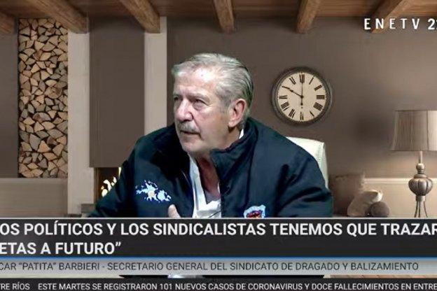 """Barbieri: """"El peronismo esperaba una derrota, pero no tan abultada""""."""