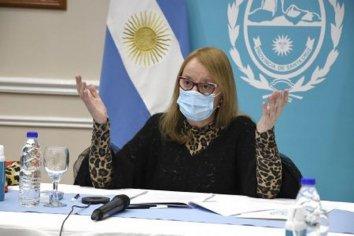 Alicia Kirchner le pidió la renuncia a todo su gabinete en Santa Cruz