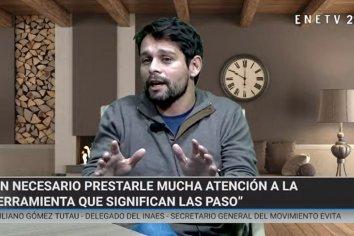 """Gómez Tutau: """"La militancia espera certeza y definiciones claras""""."""