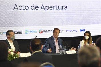 Bordet instó al sector turístico a continuar trabajando articuladamente lo público y lo privados