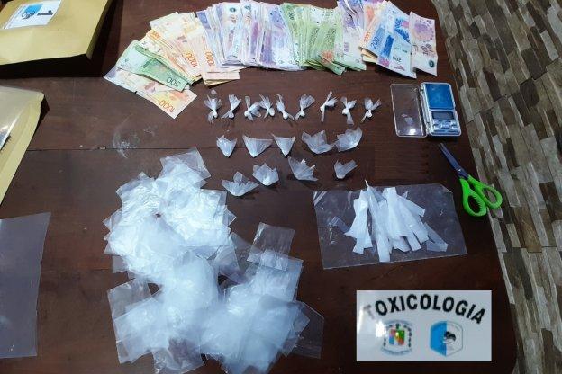 Cinco allanamientos en Puerto Viejo por comercialización de drogas