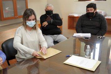 Se abrieron los sobres para la ejecución de obras en edificios públicos, escolares y de salud
