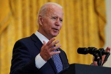 Joe Biden anunció un recorte de impuestos para las familias de clase media en Estados Unidos